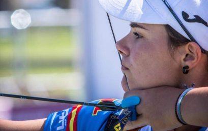Èlia Canales estableix un nou rècord d'Espanya de tir amb arc en categoria absoluta