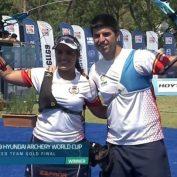 Èlia Canales fa història i es proclama campiona del món per equips mixte