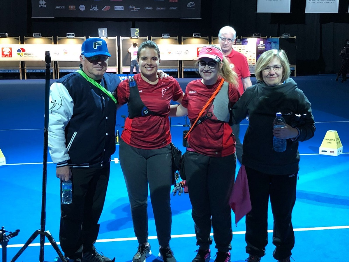 Constantí brilla al Mundial júnior de tir amb arc