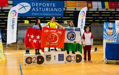 Èlia Canales campiona d'Espanya per tercera vegada consecutiva