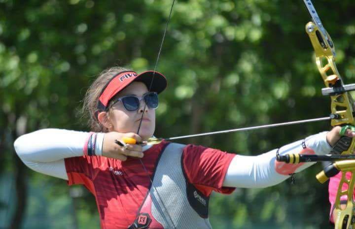 Maria Pitarch medalla de Plata al Gran Premi d'Espanya i nou record de Catalunya