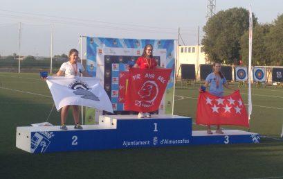 Maria Pitarch, campiona d'Espanya júnior // Èlia Canales, medalla de bronze cadet, bronze per equips mixts, i bronze al campionat de lliga nacional